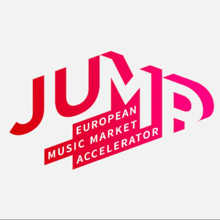 The logo of JUMP 2019.